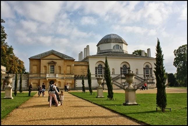 Neo-Palladian Chiswick House