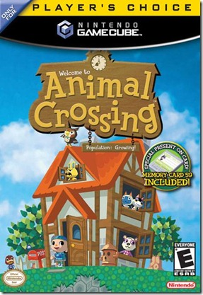 gamecube animalcrossing