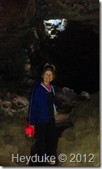 Sharon In Sentinel Cave