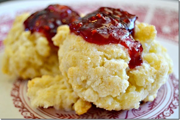 Light Fluffy Drop Biscuit Recipe