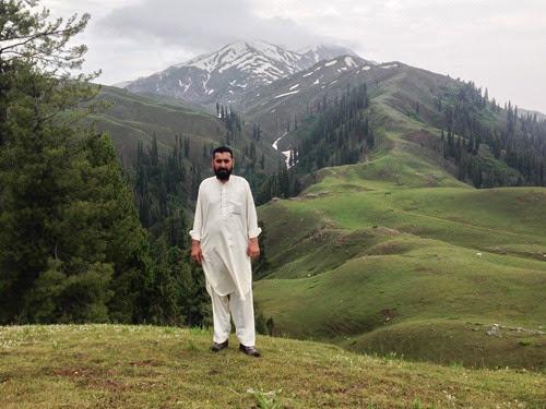Ashique Hussain - tourist Guide