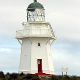 Lighthouse at Waipapa Point - Catlins, New Zealand