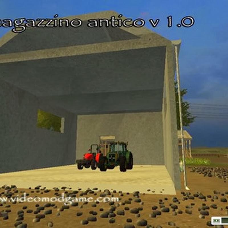 Farming simulator 2013 - Magazzino Antico v 1.0