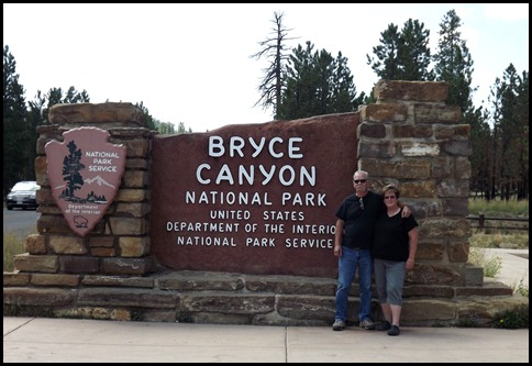 Me n dann at Bryce