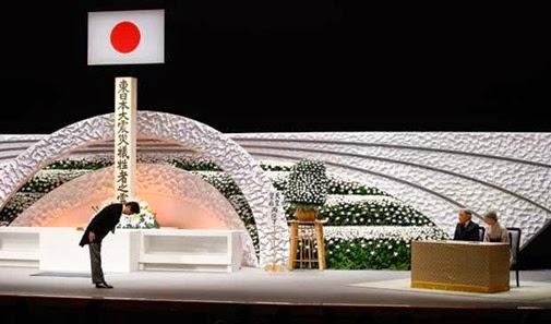 Primeiro-ministro Shinzo Abe