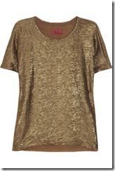 Lanvin chinese lame T-shirt £785
