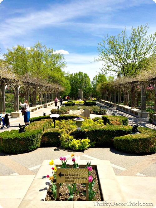 white river gardens Indy