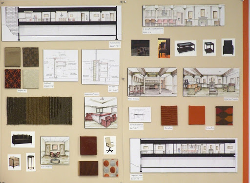 Interior Design Presentation Interior Designer