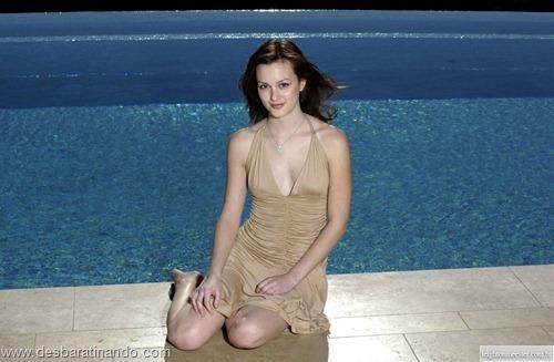 Leighton meester blair gossip girl garota do blog linda sensual desbaratinando  (224)