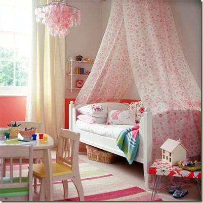 decoración de dormitorios para niñas1
