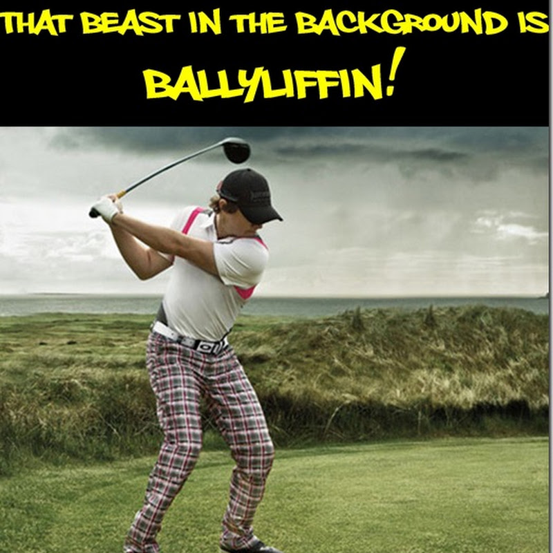 Join Us In Ballyliffin For Europe's Largest Pro Am This Weekend