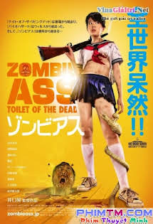 Toilet Tử Thần - Zombie Ass: The Toilet of the Dead