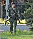 Moncton Gunman
