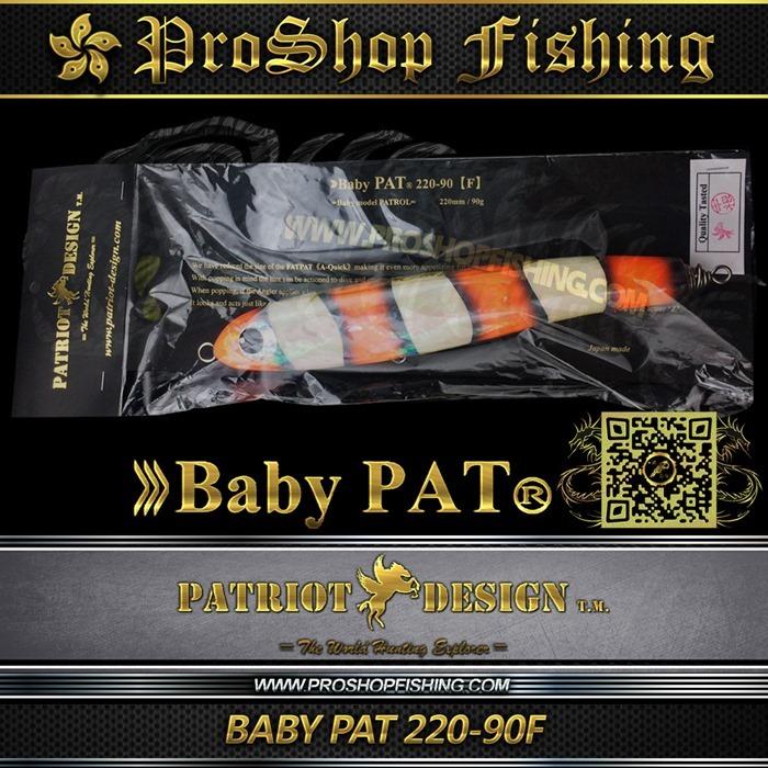 PATRIOT DESIGN BABY PAT 220-90F.7