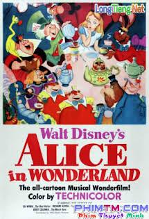 Alice Ở Xứ Sở Thần Tiên - Alice In Wonderland