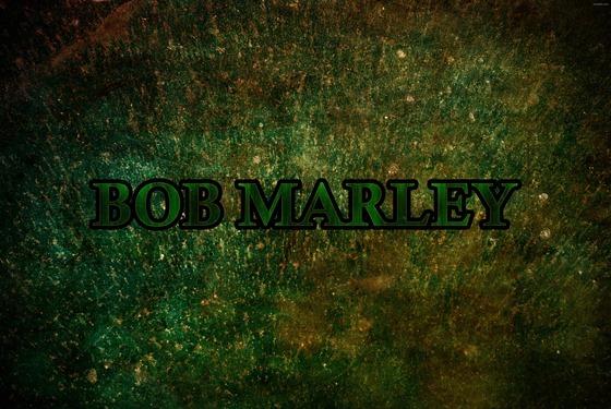 papel de parede reggae Bob Marley