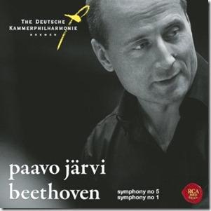 Jarvi Beethoven 1 y 5