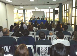 La Universidad Atlántida Argentina dio inicio a los Cursos de Mediación que se dictarán en conjunto con la Facultad de Derecho de la Universidad Nacional de Mar del Plata