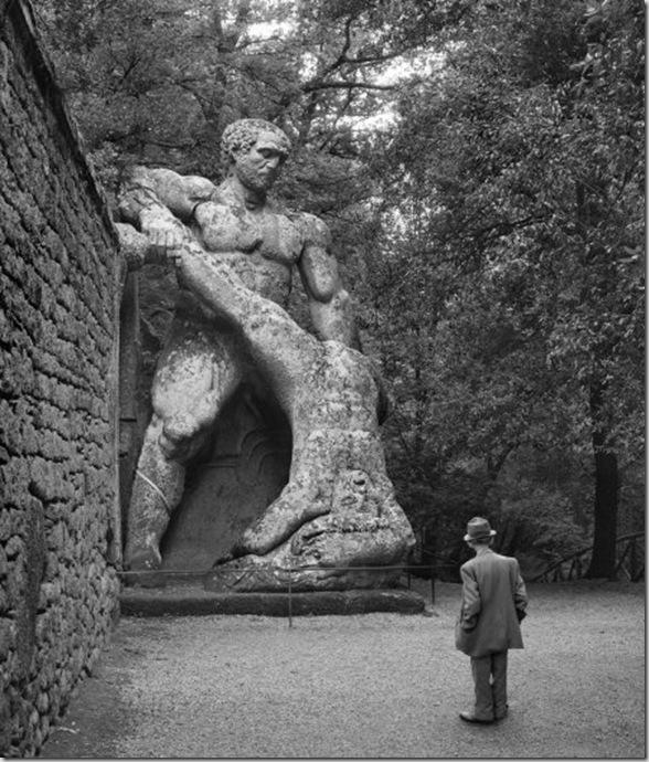Bomarzo, Italy, 2006, Nailya Alexander