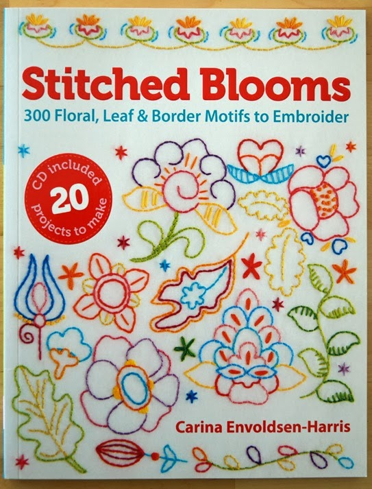 Stitched Blooms Book