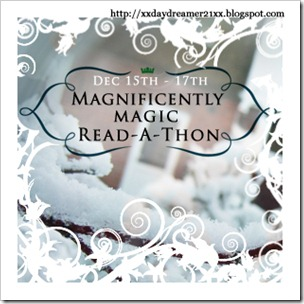 Magnificently magic readathon