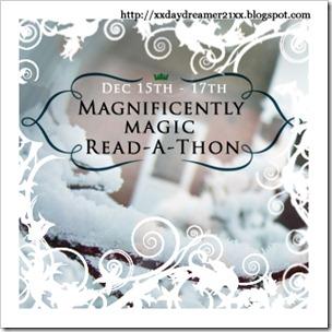 Magnificently magic readathon