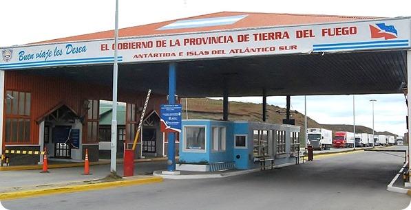 Paso San Sebastián