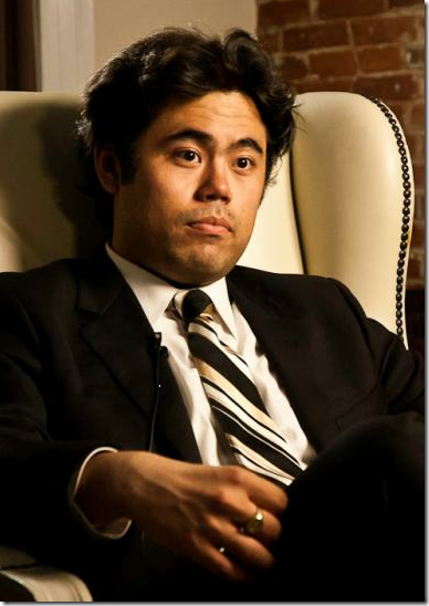GM Hikaru Nakamura, USA
