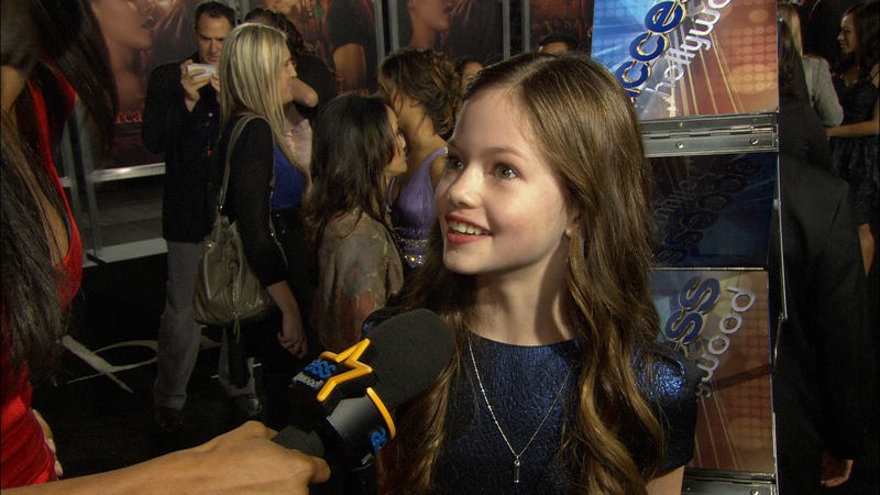 157278 mackenzie foy talks playing edward and bellas daughter in breaking dawn part i
