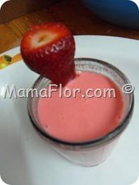 Como preparar un postre de yogurt con leche