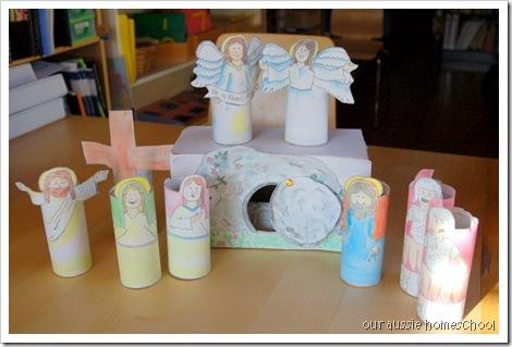 Resurrection Set ~ Our Aussie Homeschool