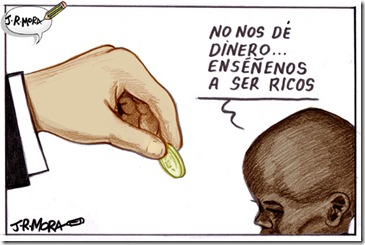 J.R. Mora - Riqueza, pobreza