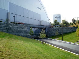 ID stadium retaining walls