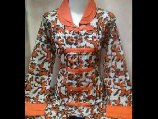 Busana baju batik murah berkualitas