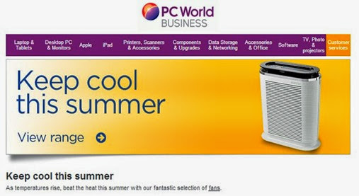 PC World Business - Fans