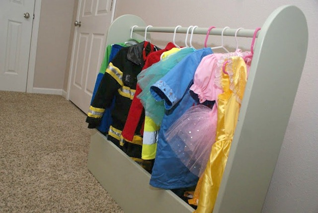 Costume Closet for Boy and Girl