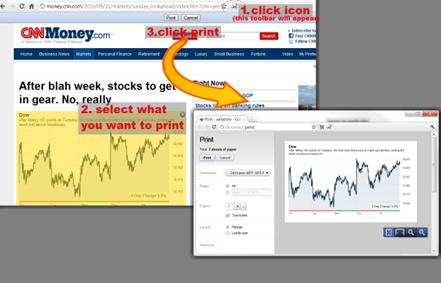 print plus-printeaza pagini web