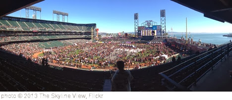 'AT&T Park Fan Fest' photo (c) 2013, The Skyline View - license: http://creativecommons.org/licenses/by/2.0/