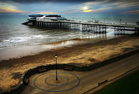 Cromer Pier by Angela Adams DPAGB BPE3