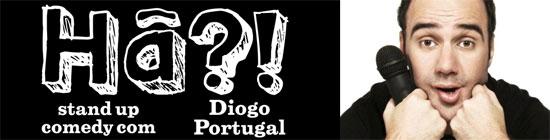 Diogo Portugal na Sala Palma de Ouro em Salto