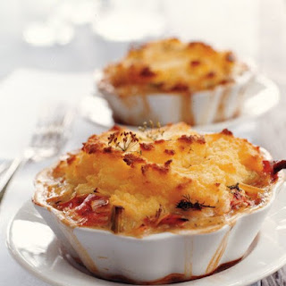 Lobster Shepherd's Pies