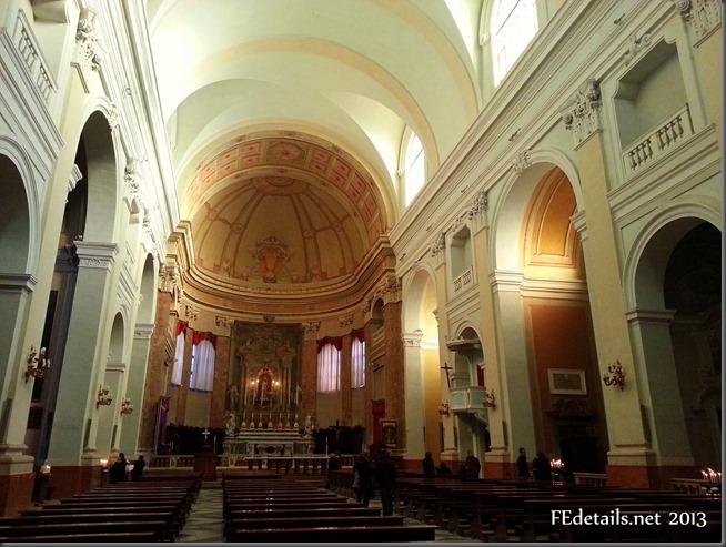 Duomo di Comacchio, Ferrara - Cathedral of Comacchio, Ferrara, Italy , Photo2