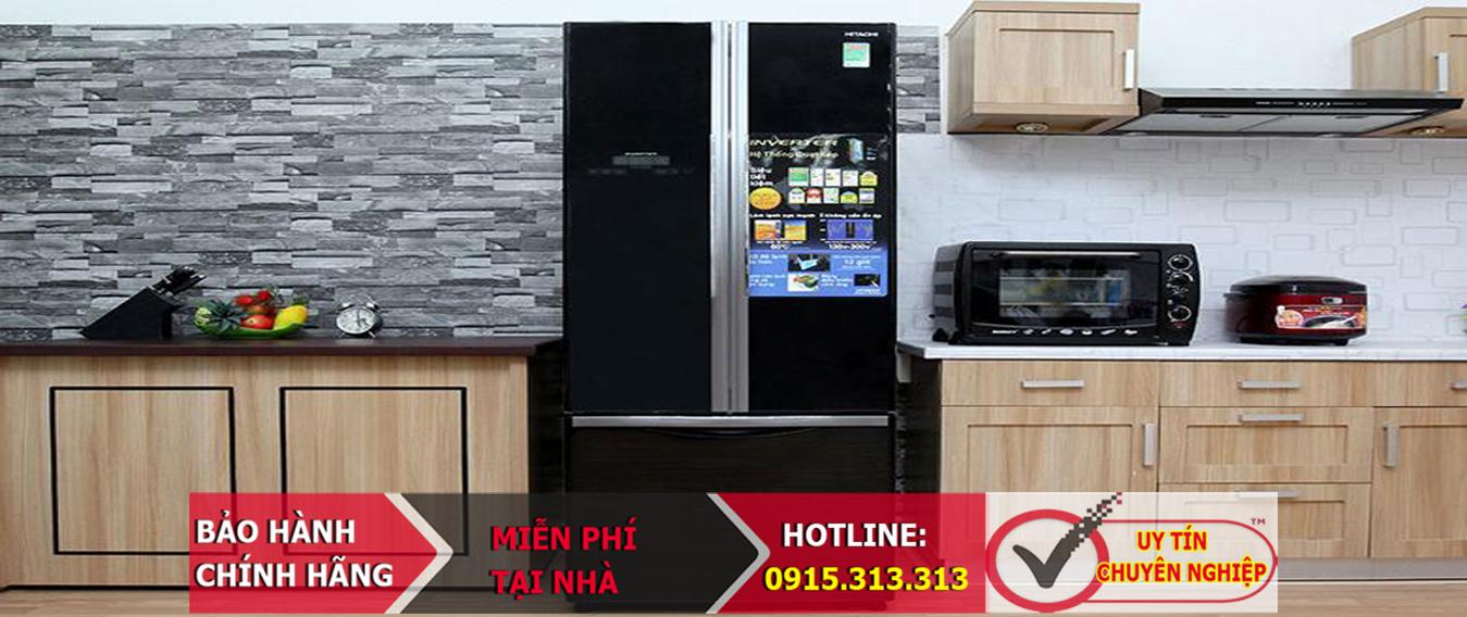 Trung tâm bảo hành và sửa chữa tủ lạnh Hitachi tại Hà nội