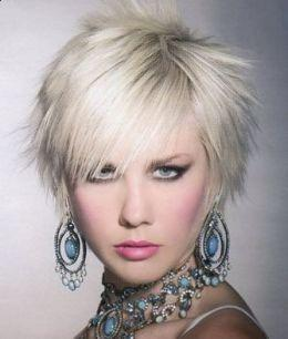 Cool and modern short haircuts photos