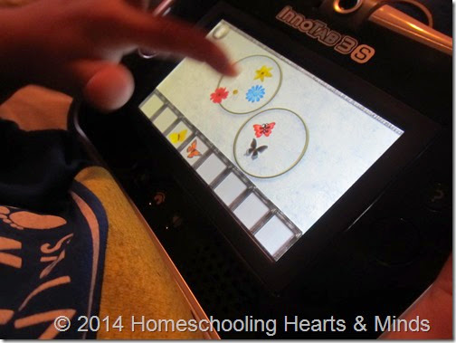 Review VTech I Spy Adventure Innotab at Homeschooling Hearts & Minds