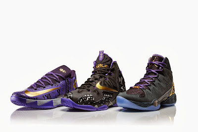 nike lebron 11 gr black history month 5 06 nikeinc Nike Unveils 2014 Black History Month Collection Including LeBron 11