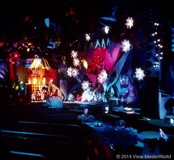 View-Master New York World's Fair 1964-1965 (A671),Scene 13 Pepsi Colas Salute to UNICEF