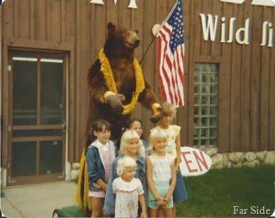 Aqua Park Summer 1978 Park Rapids