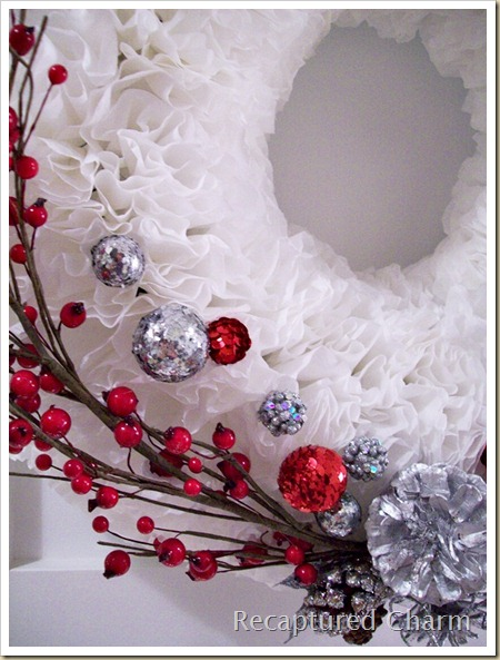 Coffee Filter Christmas Wreath2 035a