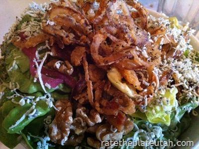 Macaroni Grill Bibb & Blue Salad